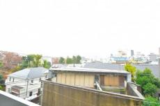 陽輪台松濤 バルコニー眺望