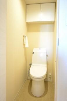 マンション高輪苑 トイレ