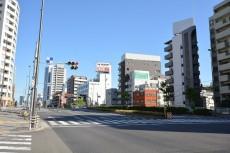 高輪パークホームズ 桜田通り