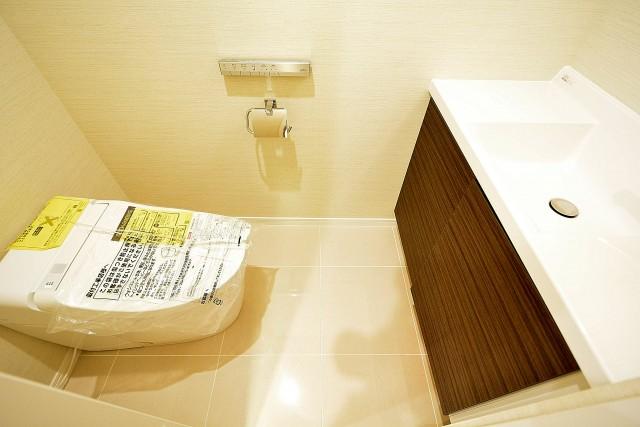 パーク・ハイム千石 トイレ