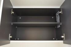 オリエンタル新大塚コーポラス 洗濯機置場上の棚