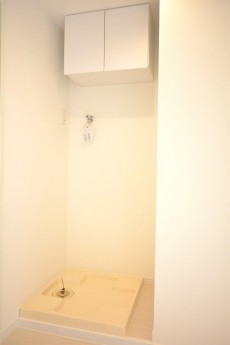 宮園コーポ 洗濯機置場
