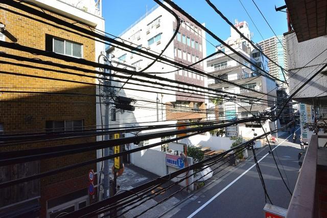 サンローゼ新宿 眺望