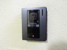 三軒茶屋サンハイツ TVモニター付きインターホン