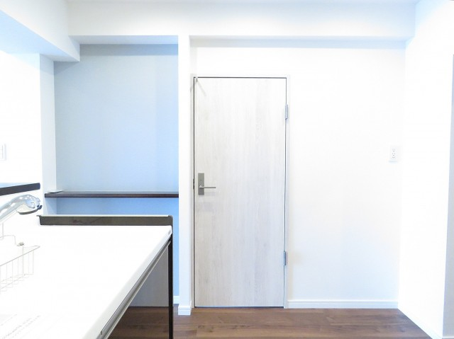 Gフラット 洗面室扉