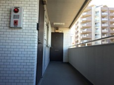 東池袋リリエンハイム 外廊下
