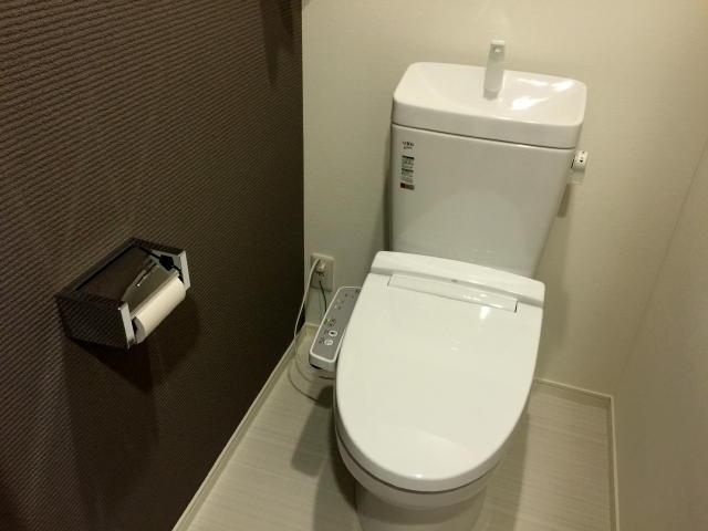 東池袋リリエンハイム トイレ