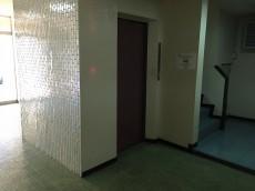 パールハイツ桜上水 エレベーター