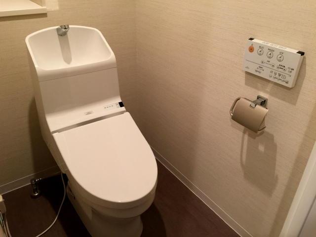 ライオンズガーデン荻窪大田黒公園 トイレ