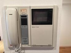 モア・クレスト荻窪 TVモニター付きインターホン