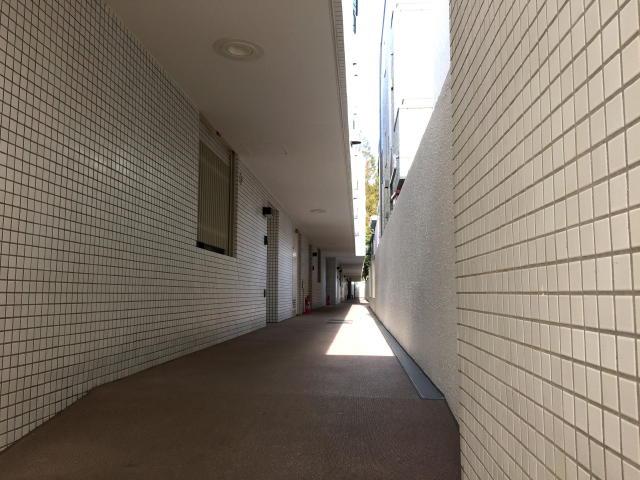 サンコート千歳台 外廊下