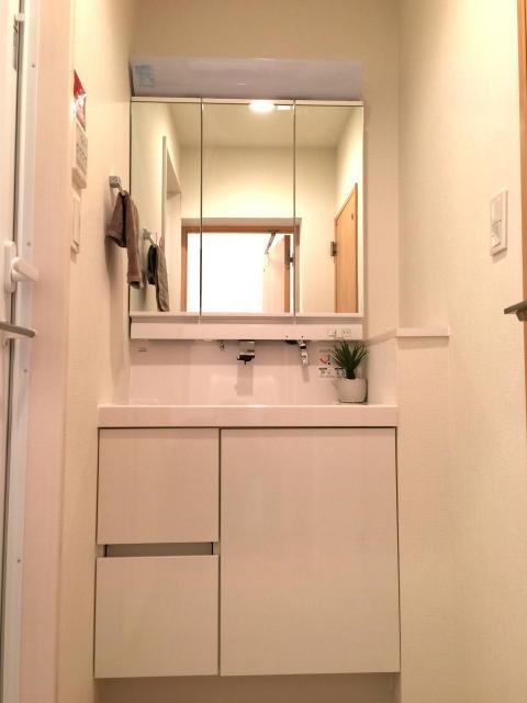 サンコート千歳台 洗面台
