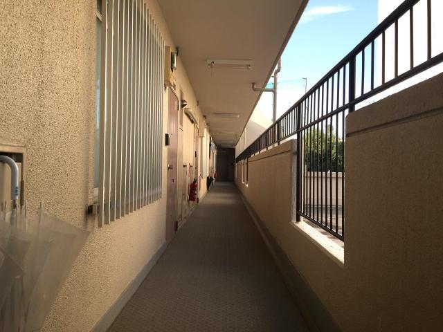 第2桜新町ヒミコマンション 外廊下