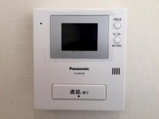 第2桜新町ヒミコマンション TVモニター付きインターホン