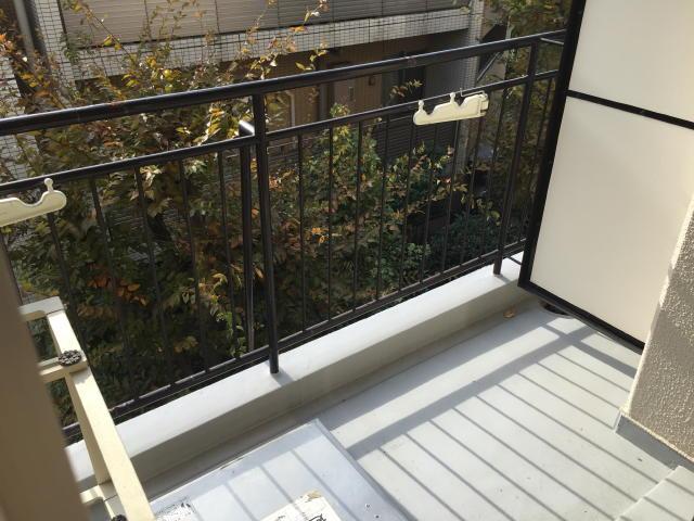 第2桜新町ヒミコマンション バルコニー