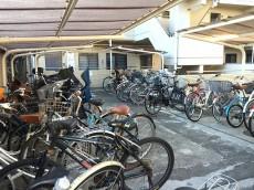 コスモ二子玉川 駐輪場