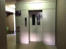 クリオ八幡山壱番館 エレベーター