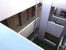 クリオ八幡山壱番館 3F外廊下