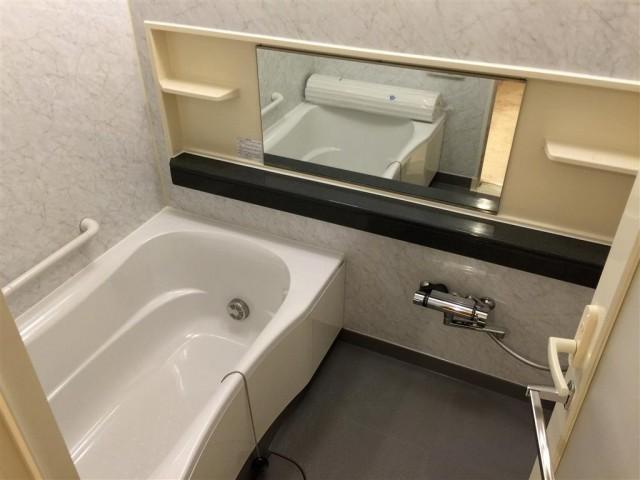 クリオ八幡山壱番館 バスルーム