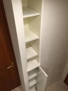 クリオ八幡山壱番館 洗面室&バスルーム収納