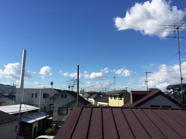 クリオ八幡山壱番館 眺望