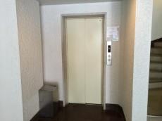 パレス三條 エレベーター