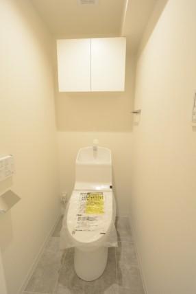 ニックハイム中目黒1006 (46)トイレ