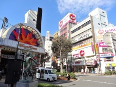 カーサ第2蒲田 JR蒲田駅周辺
