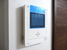 グランドメゾン碑文谷 TVモニター付きインターホン