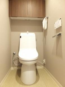 黎明マンション ウォシュレット付きトイレ