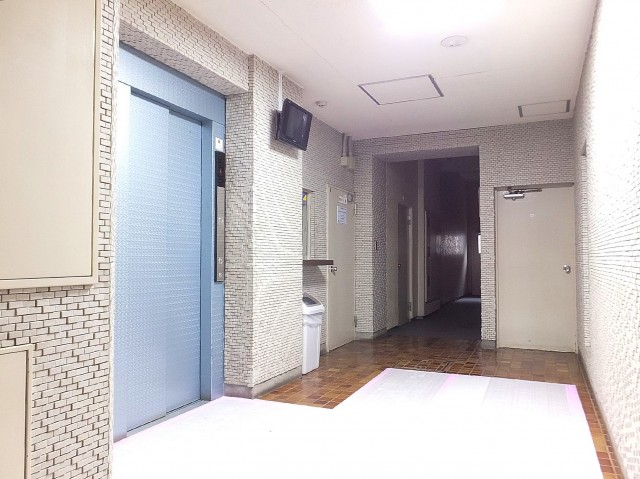 ルミネ日本橋 エレベーター