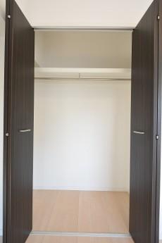 エイト大森ハイツ 5.4帖洋室のクローゼット