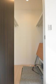 エイト大森ハイツ 6.2帖洋室のクローゼット