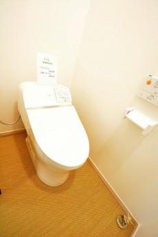 ドミール南青山 トイレ
