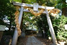マートルコート奥沢 奥沢神社