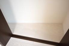 ブリリアンス五反田 5.2帖のベッドルーム クローゼット