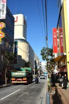 ヴァンヴェール世田谷 商店街