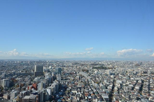レグノ・スイート三軒茶屋 キャロットタワー展望台