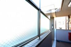 ルーブル駒沢大学Ⅱ 共用廊下