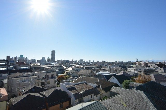 ルーブル駒沢大学Ⅱ 眺望