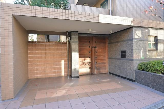 ルーブル駒沢大学Ⅱ エントランス