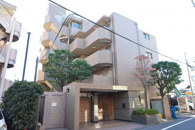 ルーブル駒沢大学Ⅱ 外観