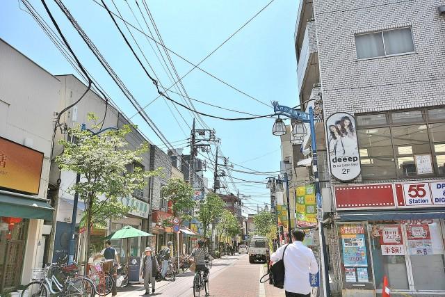 ニックハイム多摩川 駅周辺