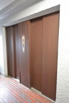 アイビハイツ南品川 エレベーター