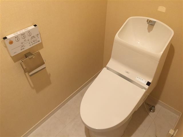 アルカディア経堂 トイレ