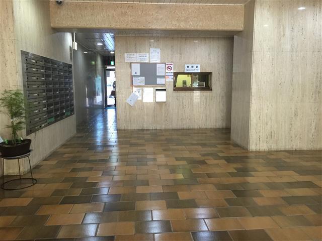 アルカディア経堂 エントランスホール