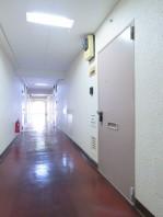 西蒲田スカイハイツ 内廊下