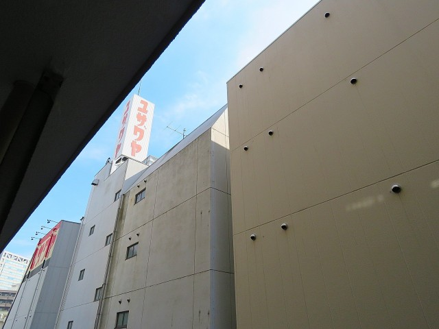西蒲田スカイハイツ 眺望