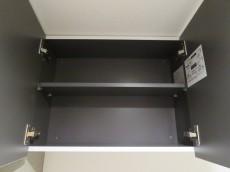 東池袋ハイツ弐番館 トイレの吊戸棚