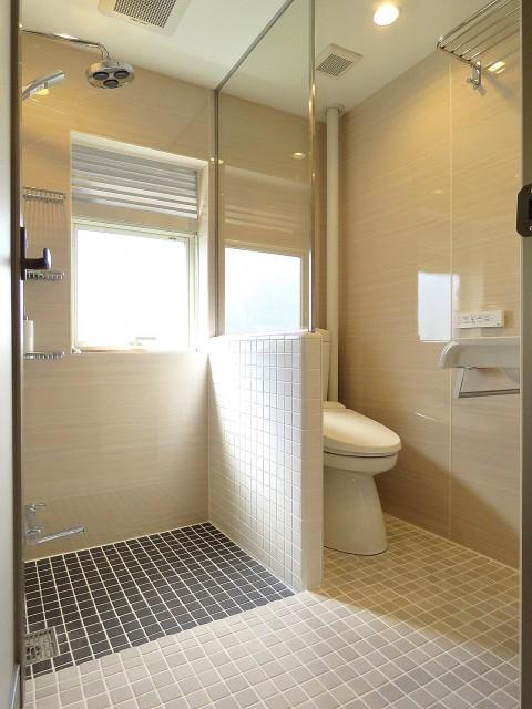 目白ローヤルコーポ 洗面室